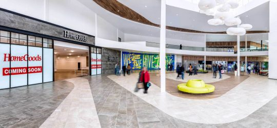 Mall Addition Interiors